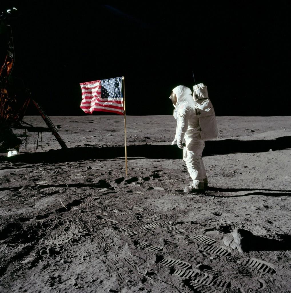 Buzz Aldrin recorrido por MIT
